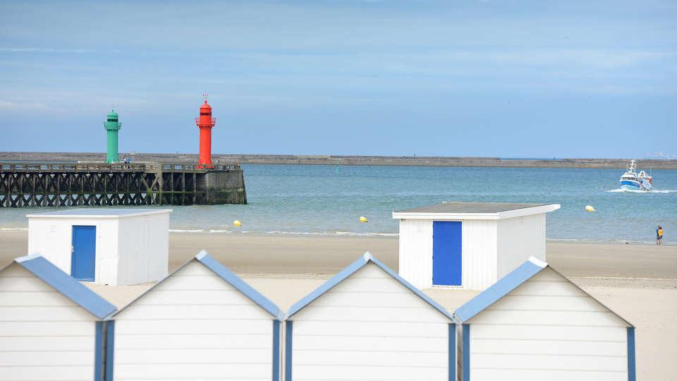 Week end la mer boulogne sur mer avec 1 acc s au spa - Les jardins de la matelote boulogne sur mer ...