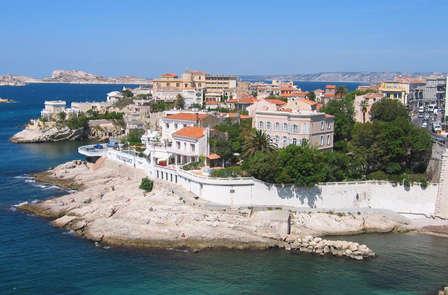 Escapade citadine à Marseille