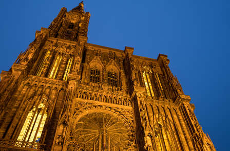 Week-end détente à 10 minutes de la cathédrâle de Strasbourg