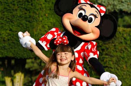 Relaxweekend met het hele gezin inclusief toegang tot de 2 Disney® Parken