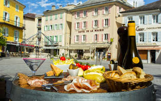 Week-end avec dîner dans les Hautes-Alpes à Embrun