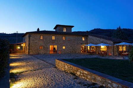 Refuge d'amoureux en Toscane (à partir de 3 nuits)