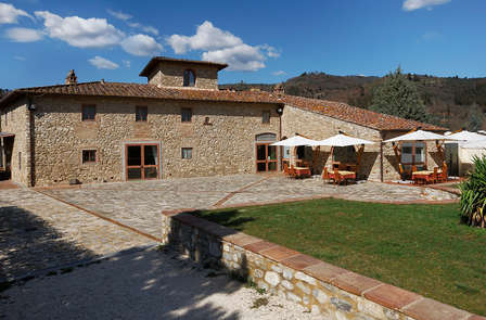 Weekend Relax in un fantastico agriturismo nel Chianti