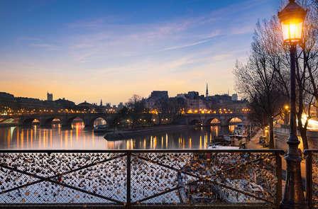 Ontdek Parijs op het water met een cruise op de Seine