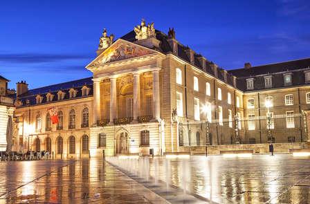 Week-end romantique avec dîner à proximité de Dijon