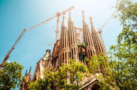 Spécial Gaudí : Découvrez l'architecture moderniste de la Sagrada Familia (à partir de 3 nuits)