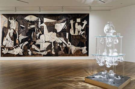Ontdek Grand-duc Jean Museum of Modern Art in Luxemburg