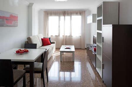 Escapada con Amigos en Valencia (apartamento hasta 5 personas)