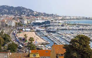 Week-end bien-être avec soins à Cannes