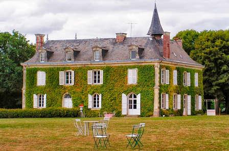 Week-end au cœur de la nature, dans un château du XVIIème siècle