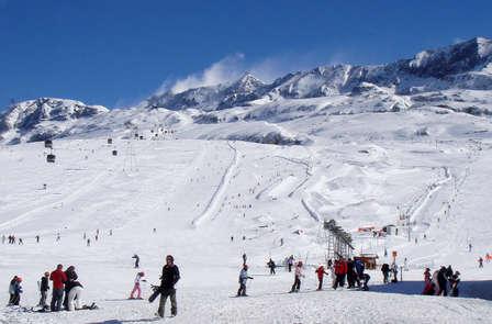 Week-end détente au ski à l'Alpe d'Huez