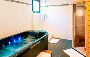Wellnessweekend in een romantisch hotel aan de Opaalkust (inclusief toegang tot de spa)