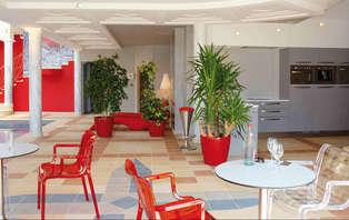 Relaxweekend in een junior suite in het Normandische coulisselandschap