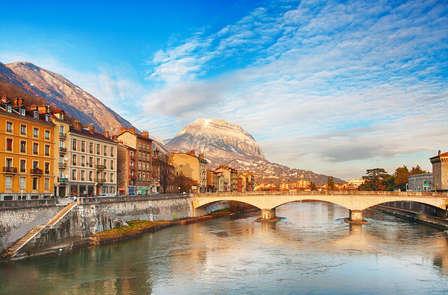 Weekend in Grenoble