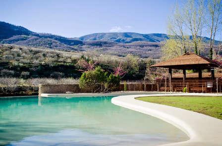 Escapada romántica en pleno Valle del Jerte