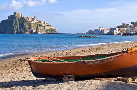 Romantische vakantie op zee met diner, een massage en een fles wijn