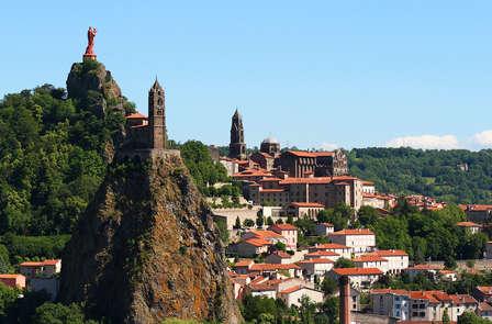 Week-end détente en Auvergne