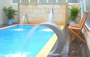 Ultima Hora: Escapada relax con cena y acceso ilimitado a las piscinas Termales en Cantabria