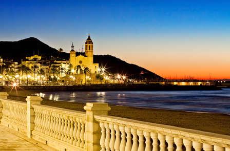 Escapada con Spa en Sitges