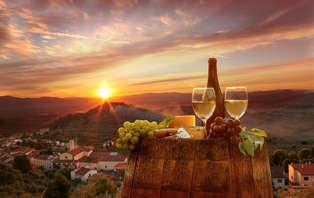 Disfruta de una cena Sabor Rural y cata de vinos en Valls