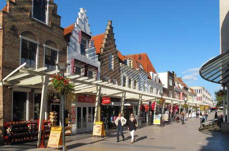 Ontdekkingsweekend met fietshuur aan de Zeeuwse kust in Vlissingen