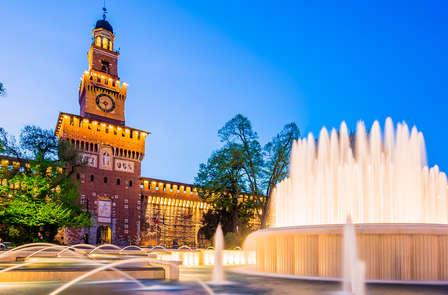Escapada en el corazón de Milán con salida tardía