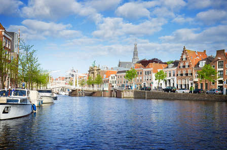 Ontdekkingsweekend in Haarlem met diner en fietshuur (vanaf 2 nachten)