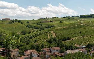 Parenthèse de charme sur les collines d´Acqui Terme dans le Piémont