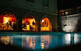 Élégance, bien-être et dîner à Acqui Terme dans le Piémont