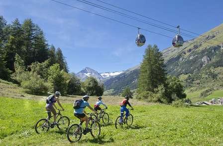 Week-end détente en famille, à Val Cenis