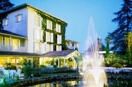 Week-end dans un hôtel de charme en Gironde