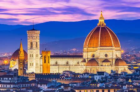 Vivez la magie de Florence dans le luxe d'un 4*