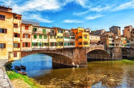 Verblijf in Florence en ontdek een prachtig uitzicht over de stad