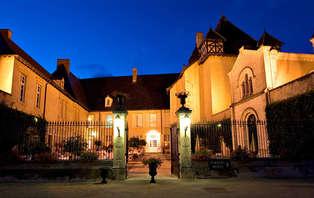 Offre Spéciale: Week-end gastronomique avec accès SPA dans un château du Beaujolais