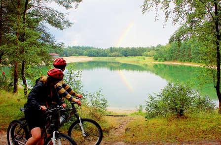 Découvrez la magnifique région de Veluwe en VTT
