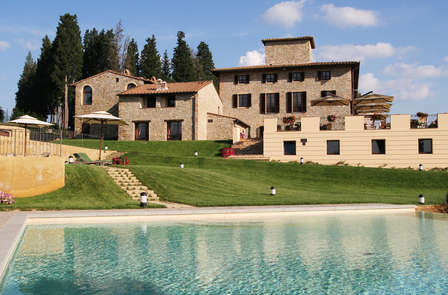 Weekend con cena tra le colline del Chianti in Villa