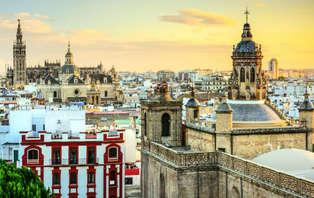 Oferta exclusiva: Escapada low cost a Sevilla