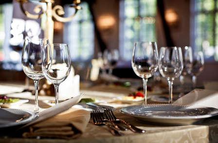 Week-end avec dîner gastronomique cuisiné par un chef étoilé au cœur du Limousin