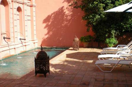 Escápate a un Palacio del S.XIX en Zafra con cena