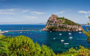 Ontspanningsweekend met halfpension en spa op het Italiaanse eiland Ischia