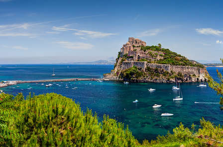 Weekend relax in mezza pensione con SPA a Ischia