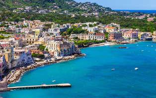 Romantisch verblijf op het Ilaliaanse eiland Ischia met toegang tot de spa (vanaf 5 nachten)