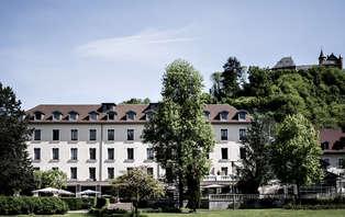 Week-end détente & SPA en chambre standing dans la station thermale d'Uriage-les-Bains