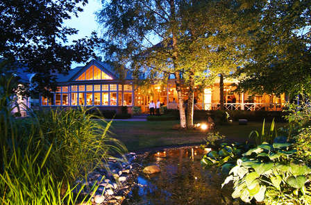 Weekendje weg in dit charmante hotel midden in een park in het Meetjesland