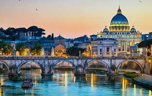 Week-end à prix d'amis à Rome, la Ville éternelle