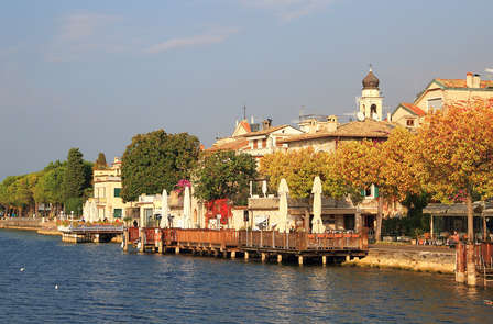 Una notte da relax al Lago di Garda