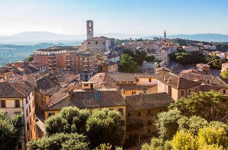 Weekend alla scoperta di Perugia e dintorni