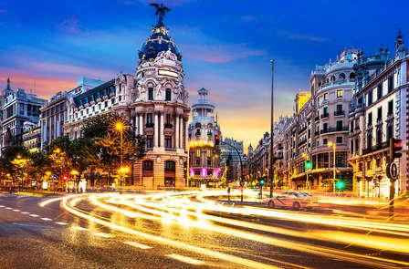 Descubre los encantos de Madrid desde el Panoramic Busvisión