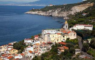 Charmant weekend aan de kust van Sorrento