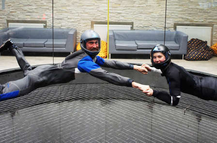 Week-end avec simulateur de chute libre à Tallard